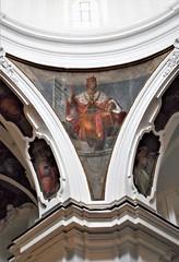 """The prophet David"" - fresco (1615) by Belisario Corenzio (Acaia 1558-Naples 1646) - Santa Maria di Costantinopoli Church in Naples (Carlo Raso) Tags: prophet fresco belisariocorenzio santamariadicostantinopolichurch naples david"