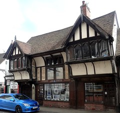 [52622] Coventry : 14-15 Spon Street (Budby) Tags: coventry westmidlands timbered