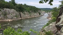 Great Falls NP ~ Potomac River video (karma (Karen)) Tags: greatfallsnp potomac maryland usparks rivers canyons gorge motion rapids video iphone
