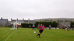 Foxhole Stars 4, Redruth United 6, pre-season friendly, July 2017 (darren.luke) Tags: cornwall cornish football landscape nonleague grassroots foxhole fc redruth