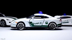 Nissan Gtr- Dubai Police (hieuddang) Tags: japanesevehicle japanesecar jdm nikon d7200 nikond7200 modelcar 164scalemodel car toycar toysphotography diecastphoto hobby gtr nissangtr diecastphotography 164diecast 164 dubaipolice dubai majorette