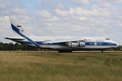 Antonov An-124-100 Volga-Dnepr Airlines RA-82044 (Niko Hpx) Tags: antonov an124100 антонов ан124100 an124 ан124 an124ruslan volgadneprairlines volgadnepr волгаднепр vda vda7989 vi vi7989ra82044 msn9773054155109608 cn9773054155109608 airfreight avioncargo planecargo aircargo bigplane giantplane landing attérissage lflx chr châteaurouxdéols châteaurouxcentre quadriréacteur fourengined reversethrust thrustreversal fullreversethrust fullreverse
