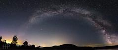 Milchstraße  Juli 2017 (Hagen Pietsch) Tags: milchstrase galaxis sterne stars space astrofotografie night milkyway