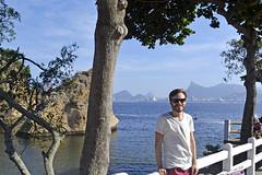 (luanpc) Tags: rio riodejaneiro arte art mac museudeartecontemporanea niteroi cristoredentor cristo christ sea beach sugarloafmountain paodeaçúcar corcovado