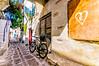 Parikia, Paros (Kevin R Thornton) Tags: d90 bicycle nikon travel street parikia mediterranean greece paros egeo gr