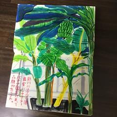 2017.06.28-8 (タケウマ) Tags: sketch studiotakeuma sketchbook atami japan drawing illustration illustrator travel 熱海 熱川 熱川バナナワニ園 スケッチ