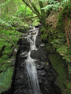 waterfall Wales