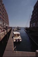 10 (Sayantan_Mukherjee_) Tags: boston canon1740l fujicolorc200 35mmfilm harbor sea