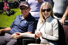 Richard & Debbie at the Halfway House (Neville Wootton Photography) Tags: 2017golfseason captainsdaysmens debbiethompson golf golfsectionmens halfwayhouse richardthompson stmelliongolfclub
