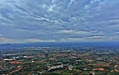 View from Nandi hills, Bengaluru (Sriram.SN) Tags: hills mountains scenery india bangalore karnataka incredible photography iphone