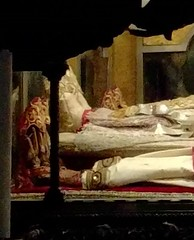 Detail of feet - crypt of St. Ambrose - Milan (ashabot) Tags: milan