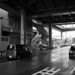 Totsukana Rainy - Walk to bus stop in Totsuka JRC 20170628