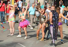 Pride London 2017 (Waterford_Man) Tags: pridelondon2017 girls lgbt lesbian gay bisexual hot street party people candid london