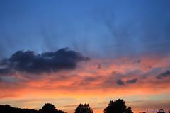 IMG_6972Couchée de soleil (Mathie9) Tags: couché de soleil paysages nord pas calais soir nuages canon