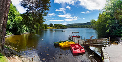 Pitlochry 08 July 2017-0010-Edit.jpg (JamesPDeans.co.uk) Tags: pitlochry electric landscape water prints for sale red unitedkingdom man who has everything britain wwwjamespdeanscouk landscapeforwalls europe places view perthshire ships gb greatbritain transporttransportinfrastructure sea loch reservoir digital downloads licence colour industry boats harbour pier uk hydroelectric panorama scotland power descriptions james p deans photography