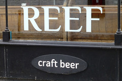 Reef, Broadstairs (piktaker) Tags: kent broadstairs pub inn bar tavern innsign pubsign publichouse reef