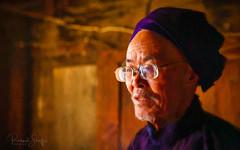 The Shaman (Dick Shaffer) Tags: china jixpix photoshop lightroom oracle golden seer painterly travel traveling shaman chinese
