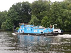 Domtrans-1 (ENI 24700014) (Parchimer) Tags: schubboot pushboat towboat pousseur pchacz duwboot spintore empurradorfluvial binnenschiff tolómotorhajó pushertug berlin spree
