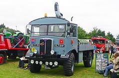 SLT 154F. (curly42) Tags: slt154f aecmatador timbertractor 4x4 exmilitaryvehicle truck lorry transport aec