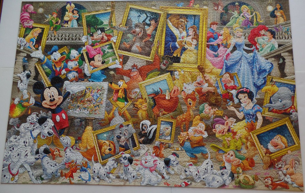 The world 39 s most recently posted photos of puzzle and for Custom 5000 piece puzzle