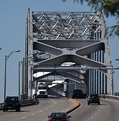 Centennial Bridge (David Sebben) Tags: centennial bridge mississippi river rockisland illinois 4lane highway arches