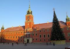 Warsaw-January'17 (17) (Silvia Inacio) Tags: warsaw varsóvia warszawa poland polónia polska tower torre clock relógio