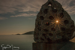 Artscape Nordland (stephenmulvaney) Tags: bodo rock norway nordland artscapes granite