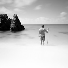 cast away (ArztG.|Photo) Tags: square bw le cast away