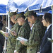 USAG Japan says farewell to one commander, welcomes another