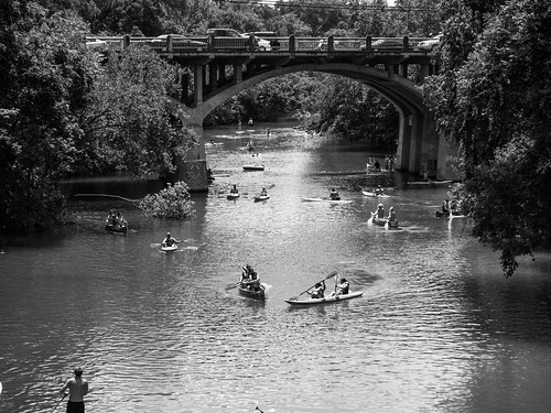 Barton Creek Paddlers