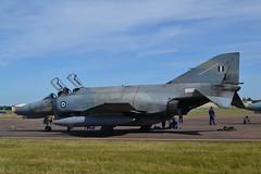 Phabulous Phantom (Gerry Rudman) Tags: mcdonnell phantom f4e 01618 hellenic air force greece riat fairford 2017