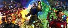 Avengers: Infinity War Concept Art Poster Released! (AntMan3001) Tags: avengers infinity war concept art poster