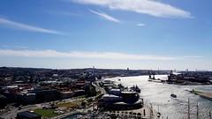 Göteborg harbor (blondinrikard) Tags: göteborg göteborghamn göteborgharbor götariver götaälv