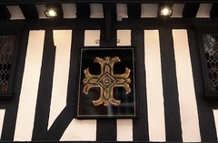 [52589] Coventry : Golden Cross Inn (Budby) Tags: coventry westmidlands timbered pub publichouse