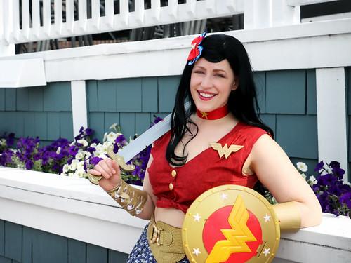 1950s Wonder Woman