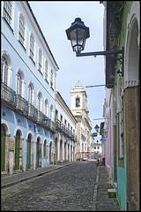 (wilphid) Tags: pelourinho salvador bahia brésil brasil rue tourisme architecture