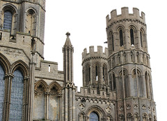 Ely Cathedral detail (Richard Holland) Tags: ely elycathedral cambridgeshire medieval gothic gothicarchitecture tower ecclesiastical cathedral