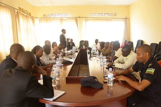 Empowering Community and Local leaders in the Legal Rights through Family (ECLF) Project Imbere Heza