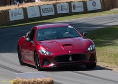 Maserati Granturismo - 2017 (Kate M Gray) Tags: kategray canon maseratigranturismo goodwoodfestivalofspeed fos car motorsport