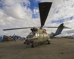 Super Puma (Monketeer) Tags: puma superpuma helicopter riat riatairshow raf