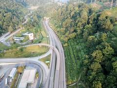 Sunrise 🌅at Genting Sempah, Pahang, Malaysia 🇲🇾 (@jailanish) Tags: panaroma wide malaysia pahang gentingsempah aerial djimalaysia djispark spark dji