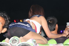 Thai coyoty (popplefilm) Tags: coyoty butt ass bottom sexy spandex upskirt pantyline showgirl