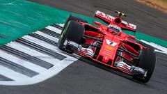 Kimi Räikkönen - Ferrari (Fireproof Creative) Tags: formulaone f1 grandprix britishgrandprix 2017 silverstone motorsport race racing racecar