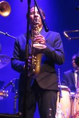 ¡Cubanismo! (2017) 08 (KM's Live Music shots) Tags: worldmusic cuba cubanson cubanismo altosax saxophone barbican