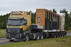G.F. JOB LTD VOLVO FH16 750 G7 JOB (denzil31) Tags: g f job ltd volvo fh16 750 6x4 g7 lowloaderhire stgocat3 volvotrucks volvofh volvotruckandbus heavyhaulage nairn