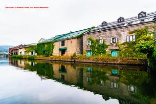 Otaru Canal, Japan