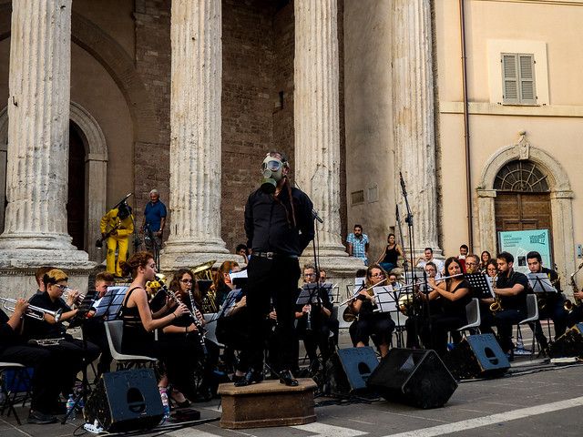 Gianfranco de Franco e Banda Musicale della Cannara, Imago