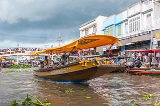 marché flottant amphawa - thailande 35