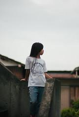 Sakura (otonasoto) Tags: leica m8 voigtlander nokton 50mm f11 sakura portrait girl child