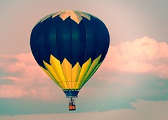 Hot Air Balloon (mtmelody14) Tags: